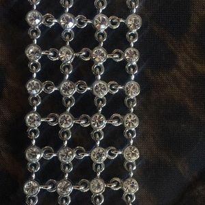 Accessories - Vintage choker in stones
